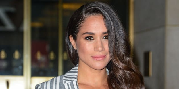 Actress and humanitarian Meghan Markle is on a mission to destroy period stigma.