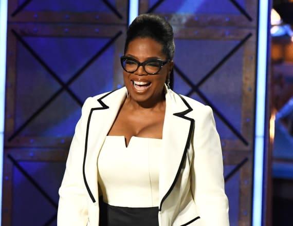 Inside Oprah's '60 Minutes' debut