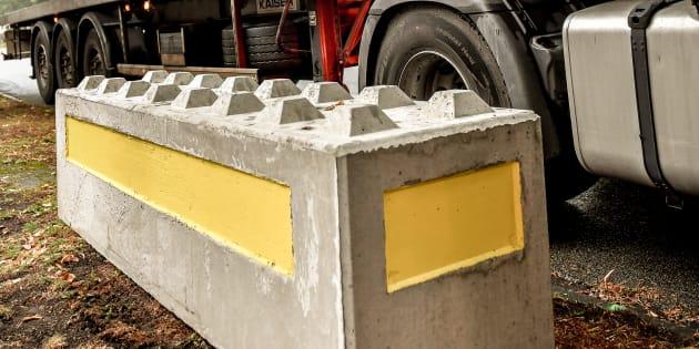 Terrorisme : 500 blocs de béton installés à la Braderie de Lille