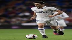 Enzo Zidane a marqué son premier but pour son premier match avec le Real