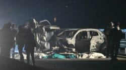 Auto contromano sulla statale di Sondrio, 6