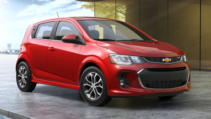Sonic doom: GM reportedly adds Chevy Sonic to its car kill