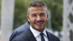 David Beckham partage une adorable photo de ses