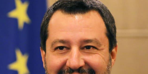 """Salvini ringrazia """"per la fiducia"""" gli elettori M5"""