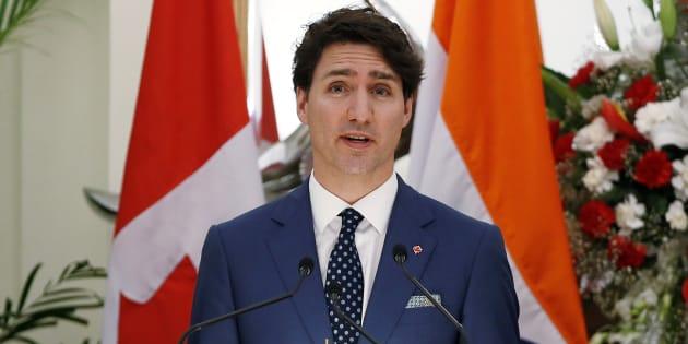 Les premiers ministres Trudeau et Modi sont d'accord — Lutte contre l'extrémisme