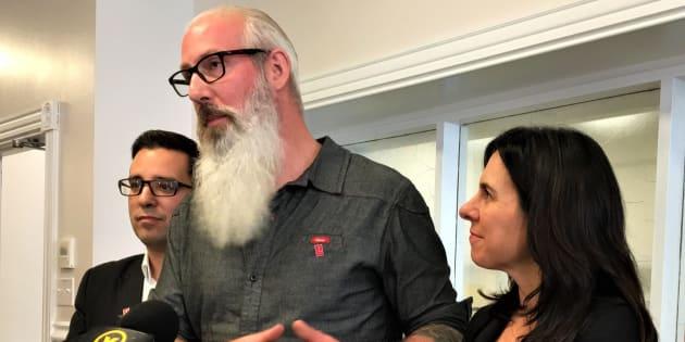 Coalition Montréal perd son candidat à la mairie
