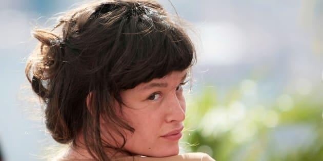 Paz de la Huerta au Festival de Cannes en 2009.