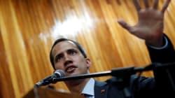 Guaido n'exclut pas une intervention militaire américaine pour renverser