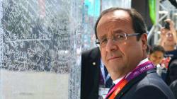 Les soutiens de Hollande ne manquent pas de rappeler qu'il est le premier à avoir soutenu Paris