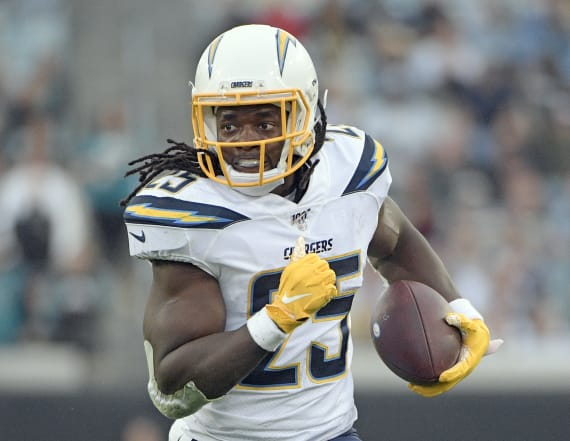 Melvin Gordon regrets holding out with Chargers