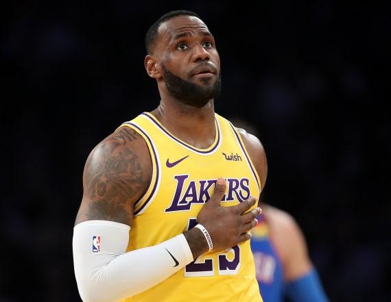 LeBron James becomes 1st to accomplish amazing feat