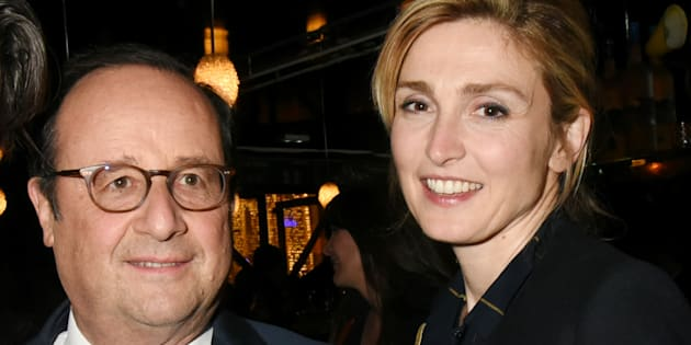 Julie Gayet est revenue sur la une de Paris Match avec François Hollande publiée en septembre dernier.