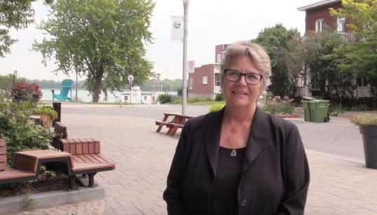 Chantal Rouleau porte plainte contre des lettres au contenu