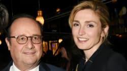 Julie Gayet explique pourquoi elle a posé avec François Hollande dans Paris