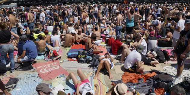 Fenomeno Vasco. In delirio i 220mila fan al Modena Park