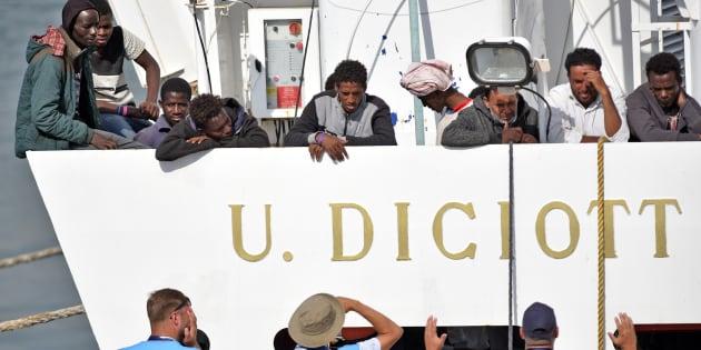 """Malta: """"Diciotti sbarchi a Lampedusa"""", Toninelli: """"Comportamento inqualificabile"""""""