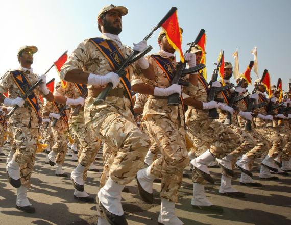 Iran's Guard: We are ready for 'any scenario'