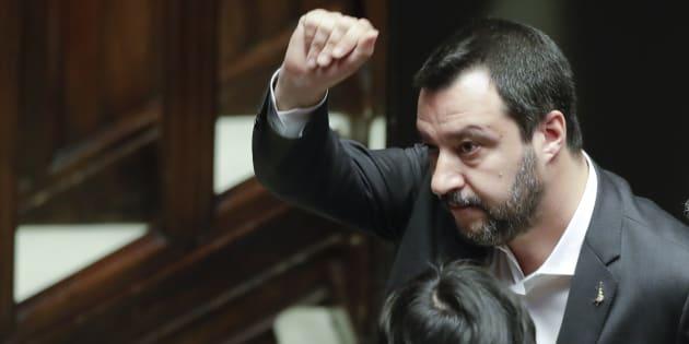 La Giunta del Senato ha respinto l'autorizzazione a procedere per Salvini