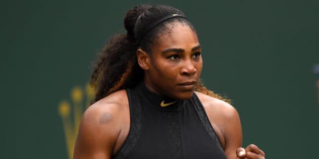 La presse américaine reproche à Roland-Garros d'avoir puni Serena Williams pou sa maternité.