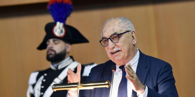 Armando Spataro, procuratore di Torino