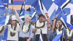 Evo Morales, en busca de su cuarto
