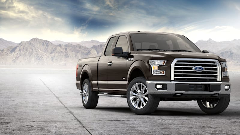 2017 Ford F150 EcoBoost V6 cranks out classleading torque  Autoblog