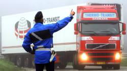 La ministre des transports veut taxer les poids lourds (mais rien à voir avec l'écotaxe,