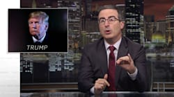 John Oliver Hits 'Sh*thead' Trump For Attacks On Kavanaugh