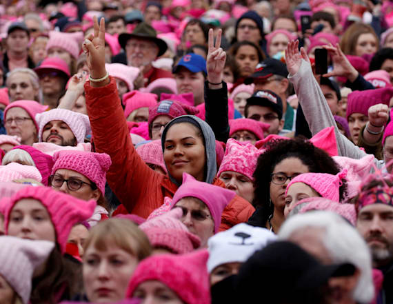 Six months since the Women's March: A look back