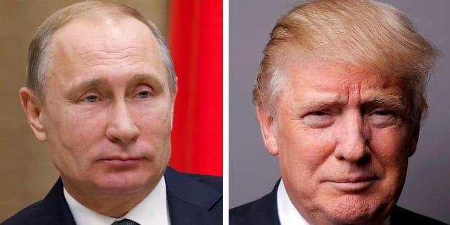 À la veille de leur 1ère rencontre, Trump et Poutine donnent le ton (et ça risque d'être tendu).