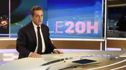 Nicolas Sarkozy s'expliquera au JT de 20 heures de