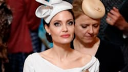 Angelina Jolie Nails Regal Fashion At Royal Event And We Are In