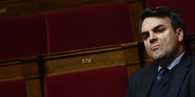 Thomas Thévenoud condamné à 3 mois de prison avec sursis et une peine d'inéligibilité d'un an