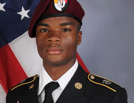 Additional remains found of soldier killed in Niger