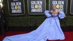 Lady Gaga a ébloui le tapis rouge des Golden
