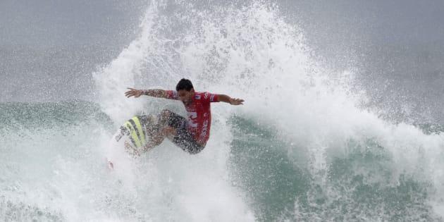 Avec des surfeurs comme Jérémy Florès aux championnats du monde de surf à Biarritz, l'équipe de France promet du spectacle