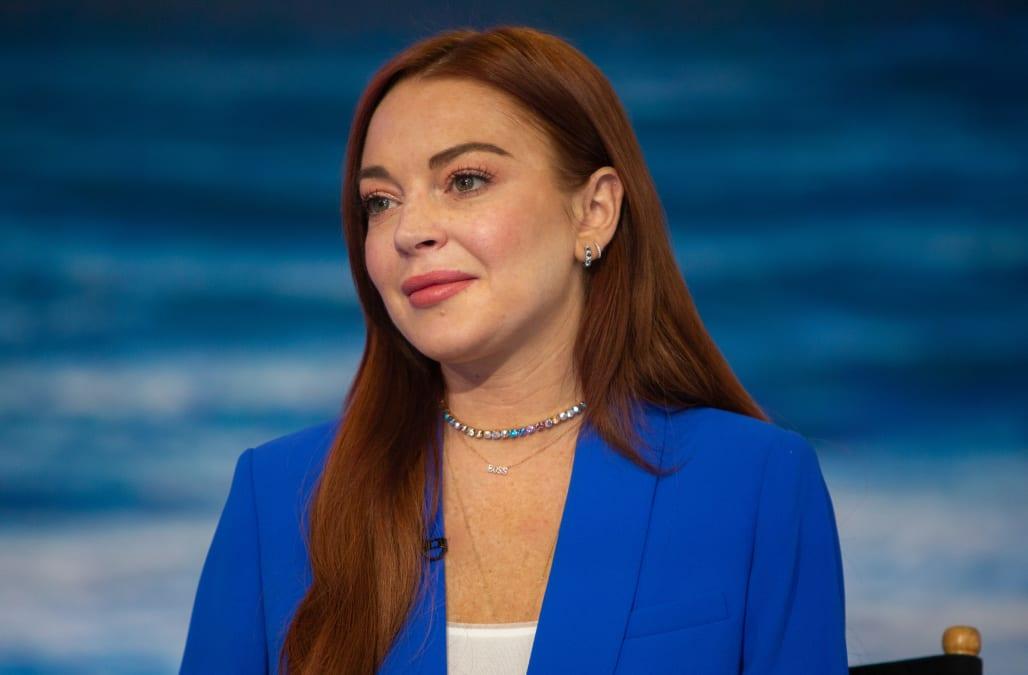 'Lindsay Lohan's Bea...