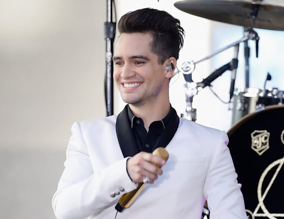 Brandon Urie reveals he's pansexual