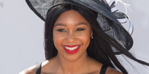 Minnie Dlamini.