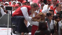 Del Mazo y Delfina erogaron 58% del gasto total de las campañas en