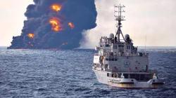 Il disastro della petroliera cinese ore preoccupa: la chiazza si è espansa su oltre 330 km