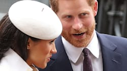 Prince Harry And Meghan Markle Share A Very Relatable Public