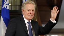 BLOGUE Jean Charest ou le retour du