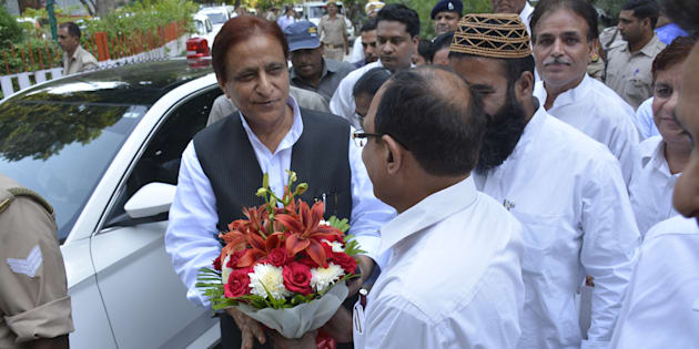 In Yogi raj, men should keep their women indoor: Azam Khan