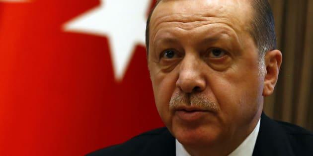 Les trois volte-faces diplomatiques d'Erdogan. REUTERS/Umit Bektas