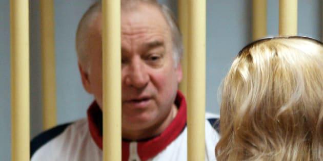 L'ex-agent double russe empoisonné en Angleterre victime d'une attaque à l'agent innervant.