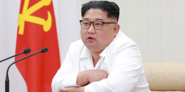 """Après l'annulation du sommet Kim/Trump, la Corée du Nord se dit toujours prête à une rencontre """"à tout moment""""."""