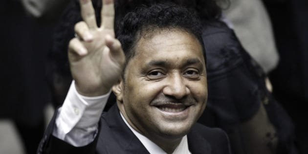 Francisco Everardo Oliveira Silva, o Tiririca, foi reeleito em 2014 com mais de 1 milhão de votos.