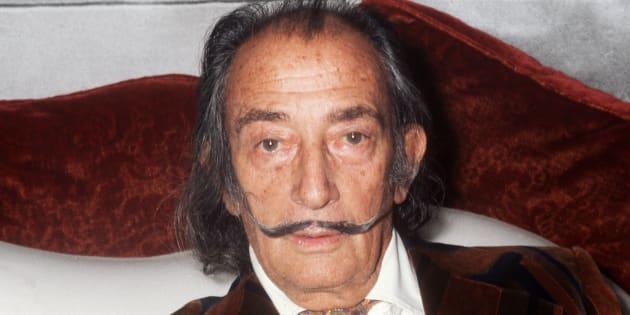 L'exhumation du corps de Salvador Dali n'a servi à rien