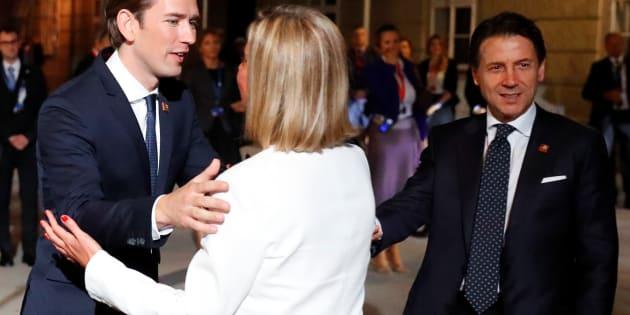 Vertice Ue a Salisburgo, Conte: soldi da chi non accoglie i migranti